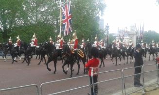 More cavalry